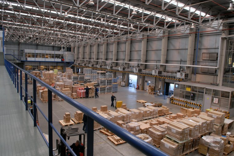 Centro Logístico Avellaneda T-Gestiona Foto Pablo Lasansky-Telefónica